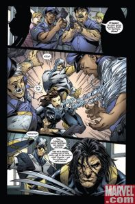 Ultimate X-Men Fantastic Four Annual 1 Kitty 3