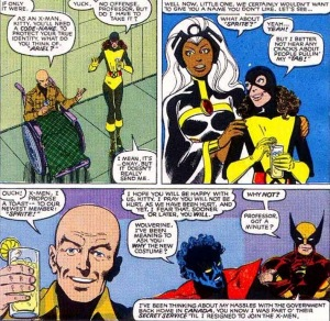 Uncanny X-Men 139 Kitty Pryde TAB