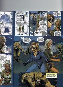 Uncanny X-Men Annual 2006 Kitty 2