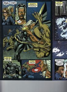 Uncanny X-Men Annual 2006 Kitty 3