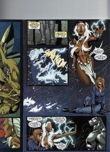 Uncanny X-Men Annual 2006 Kitty 4