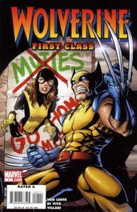 Wolverine First Class 1