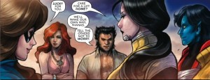 X-Men Forever Annual 1 Kitty Pryde Farewell