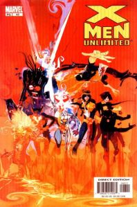 X-Men Unlimited Volume One Issue 43