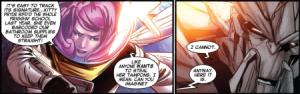 X-Men Vol 3 10 Pixie Rockslide Kitty rig