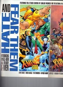 Ad Uncanny X-Men 360