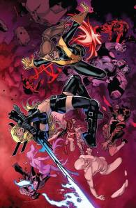 All New X-Men 29 Kitty v Magik