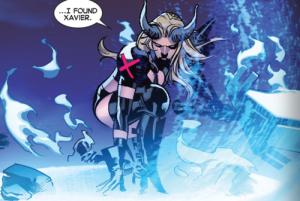 All New X-Men Magik