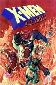 Hot Shots X-Men
