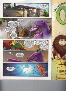 Lockjaw Pet Avengers Lockheed 1