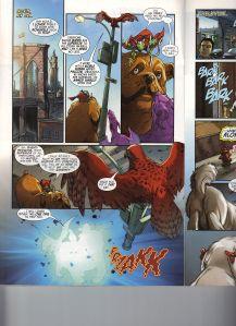 Lockjaw Pet Avengers Lockheed 2