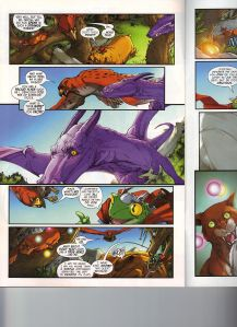 Lockjaw Pet Avengers Lockheed 6