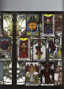 Marvel Tarot Cards