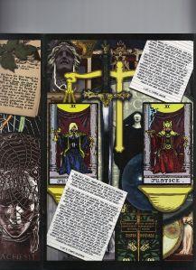 Marvel Tarot Magik 2 Justice