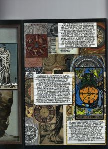Marvel Tarot Winding Way
