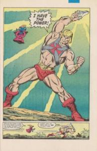 Masters of the Universe 4 He-Man