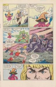 Masters of the Universe 4 Snake Mountain