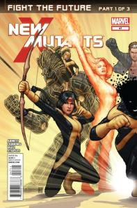New Mutants Vol 3 47