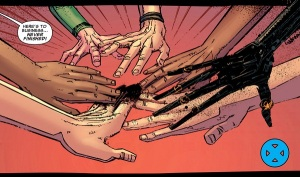 New Mutants Vol 3 50 Final Panel