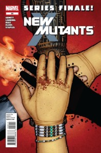 New Mutants Vol 3 50