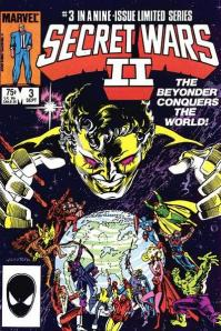 Secret Wars II 3