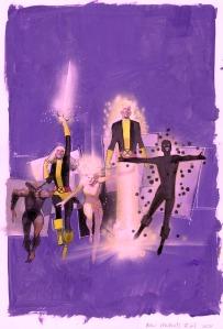 Sienkiewicz New Mutants Magik