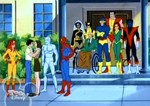 Spider-Man and his Amazing Friends Education of a Superhero Kitty
