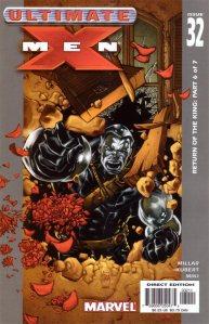 Ultimate X-Men 32