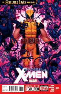 Wolverine and the X-Men 32