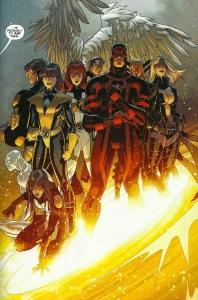 X-Men No More Mutants Kitty Splash dialogue
