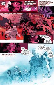 All New X-Men Kitty Headache