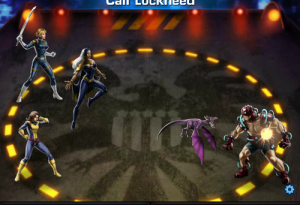 Avengers Alliance Call Lockheed bigger