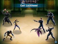Avengers Alliance Call Lockheed
