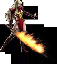 Avengers Alliance Magik in game
