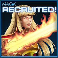 Avengers Alliance Magik