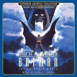 Batman Mask of the Phantasm soundtrack
