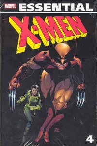 Essential X-Men Volume Four
