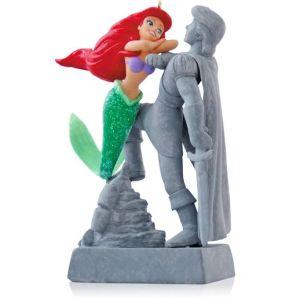 Hallmark 2014 Ariel Statue of Eric