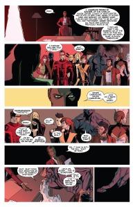 Uncanny X-Men V3 24 Xavier married Mystique