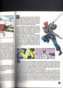 Wolverine Saga 1 Ogun 1