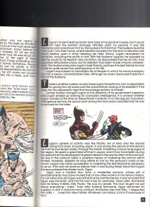 Wolverine Saga 1 Ogun 2