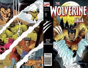 Wolverine Saga 1