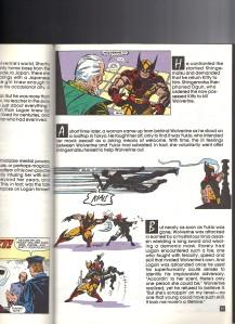 Wolverine Saga 3 Ogun