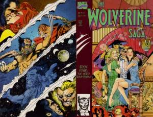 Wolverine Saga 4