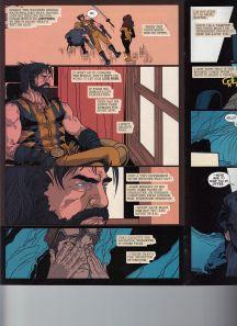 Wolverine V6 12 Kitty That Which Didn't Happen Larroca