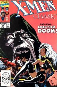 X-Men Classic 49