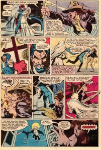X-Men Classic 63 Kitty cross