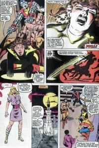 X-Men Classic 64 Magik aged right