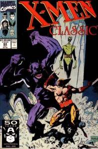 X-Men Classic 64