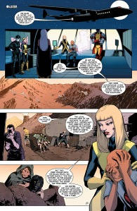 X-Men V2 32 Magik 1